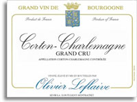 2011 Olivier Leflaive Corton-Charlemagne