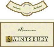 Vv Saintsbury Chardonnay Carneros Reserve