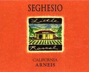 2011 Seghesio Family Vineyards Arneis Russian River Valley
