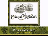 2012 Chateau Ste. Michelle Chardonnay Columbia Valley