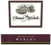 2010 Chateau Ste. Michelle Merlot Columbia Valley