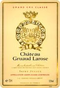 2010 Chateau Gruaud Larose Saint-Julien