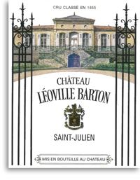 2012 Chateau Leoville Barton Saint-Julien