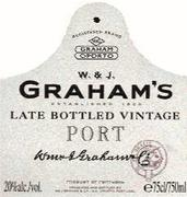 2008 Graham Late Bottled Vintage Port