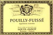 2011 Domaine/Maison Louis Jadot Pouilly-Fuisse