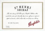 2004 Penfolds Wines St Henri Shiraz South Australia