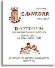 2010 G.D. Vajra Dolcetto d'Alba