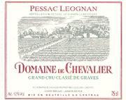2012 Domaine de Chevalier Pessac-Leognan Blanc (Pre-Arrival)