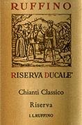 2007 Ruffino Chianti Classico Riserva Ducale Oro
