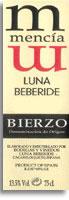 2011 Bodegas Y Vinedos Luna Beberide Mencia Bierzo