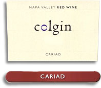 2010 Colgin Cellars Cariad Red Wine Napa Valley