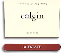 2007 Colgin Cellars Ix Estate Red Wine Napa Valley