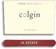 2010 Colgin Cellars Syrah Ix Estate Napa Valley