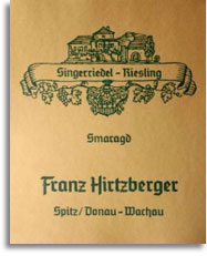 2013 Franz Hirtzberger Riesling Smaragd Singerriedel