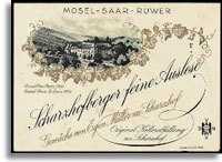2011 Egon Muller Scharzhofberger Riesling Auslese