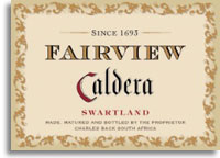 2011 Fairview Caldera Coastal Region