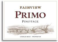 2012 Fairview Pinotage Primo Paarl
