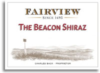 2011 Fairview Shiraz The Beacon Paarl