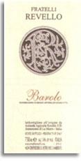 2007 Fratelli Revello Barolo