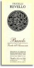 2004 Fratelli Revello Barolo Rocche dell'Annunziata