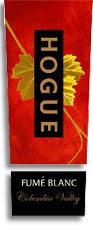 2009 Hogue Cellars Fume Blanc Columbia Valley