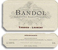 2003 Tardieu-Laurent Bandol