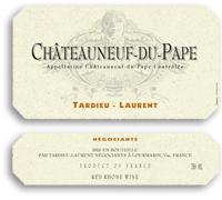 2009 Tardieu-Laurent Chateauneuf-du-Pape (Pre-Arrival)