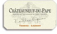 2001 Tardieu-Laurent Chateauneuf-du-Pape Vieilles Vignes
