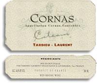 2009 Tardieu-Laurent Cornas Coteaux