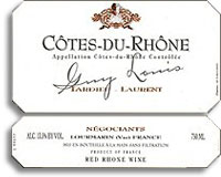 2011 Tardieu-Laurent Cotes du Rhone Guy Louis