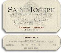 2010 Tardieu-Laurent Saint-Joseph Vieilles Vignes