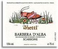 1997 Vietti Barbera d'Alba Scarrone