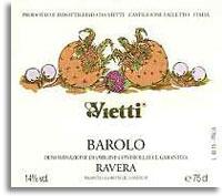 2010 Vietti Barolo Ravera