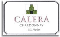 2012 Calera Wine Company Chardonnay Mt Harlan