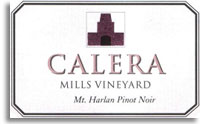 2009 Calera Wine Company Pinot Noir Mills Vineyard Mt Harlan