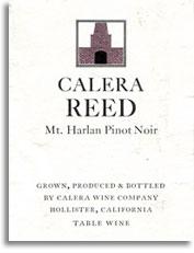 2011 Calera Wine Company Pinot Noir Reed Vineyard Mt. Harlan