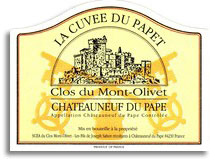 2009 Clos du Mont Olivet Chateauneuf-du-Pape Cuvee du Papet