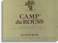 2011 Coppo Barbera d'Asti Camp du Rouss
