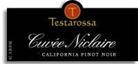 2012 Testarossa Vineyards Pinot Noir Niclaire California