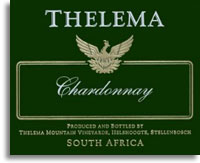 2008 Thelema Mountain Vineyards Chardonnay Stellenbosch