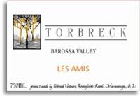 2012 Torbreck Vintners Les Amis Barossa Valley