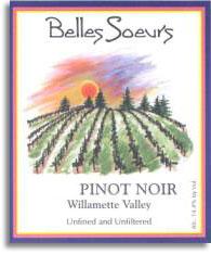 2003 Beaux Freres Vineyard & Winery Belles Soeurs Pinot Noir Willamette Valley