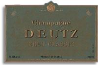 2005 Deutz Brut Classic
