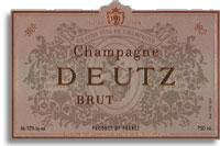 2002 Deutz Brut Vintage