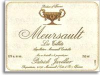 2011 Domaine Patrick Javillier Meursault Les Tillets