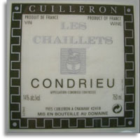 2011 Domaine Yves Cuilleron Condrieu Les Chaillets