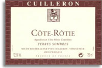 2010 Domaine Yves Cuilleron Cote-Rotie Terres Sombres
