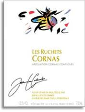 2012 Jean Luc Colombo Cornas Les Ruchets