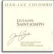 2012 Jean Luc Colombo St Joseph Les Lauves