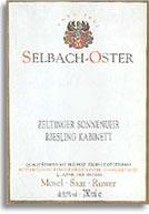 2014 Selbach Oster Zeltinger Sonnenuhr Riesling Kabinett